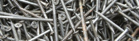 Screws by Martin Pettitt on Flickr. Used under Creative Commons license.