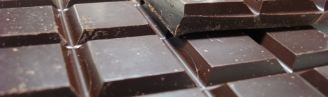 Chocolate by John Loo on Flickr. Licensed under Creative Commons