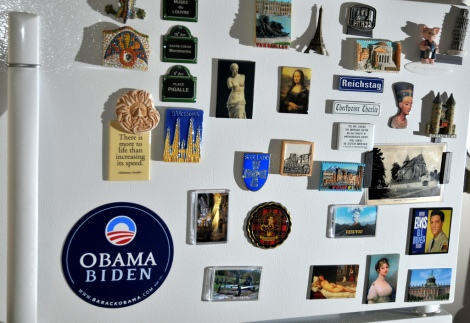 Refrigerator magnets by Paul Garland on Flickr. Used under Creative Commons license.