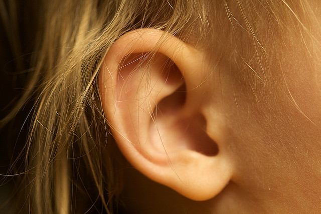 Got water in your ear? Blame cohesion