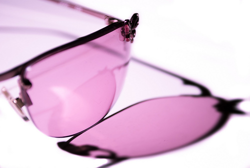 La Vie en Rose | The st, Tea room, Things to come |Rose Colored Glasses Readers